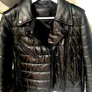 ALEXANDER WANG Motor Leather/EU38-US2-4/Turkey